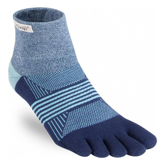Injinji Trail Mid-Weight Women's Mini-Crew Toe Sock