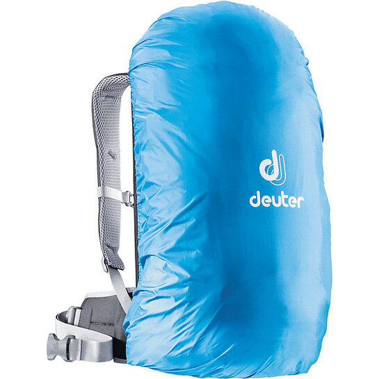 Deuter Waterproof Backpack Rain Cover I 20 - 35L Cool Blue
