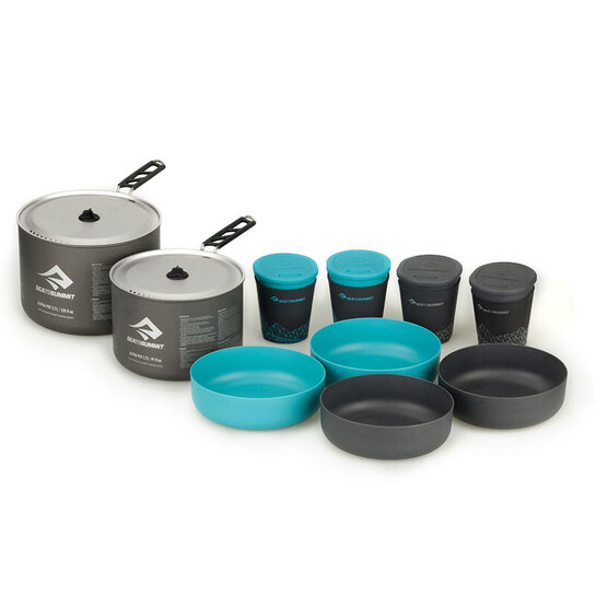 Sea to Summit Alpha Camp Cook Pot Set 4.2
