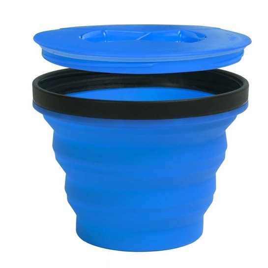 Sea To Summit X-Seal and Go Collapsible Food Container (medium)