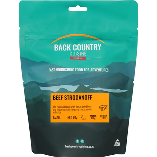 Back Country Cuisine Freeze Dried Meal - Small