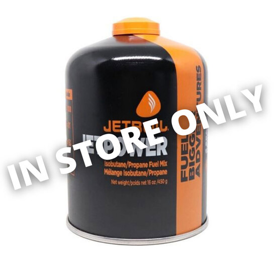 Jetboil Jetpower Fuel 450g (m12)