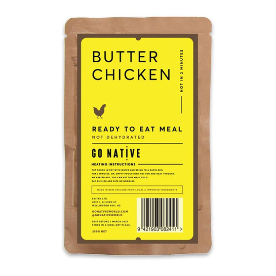 Go Native Butter Chicken Meal 250g