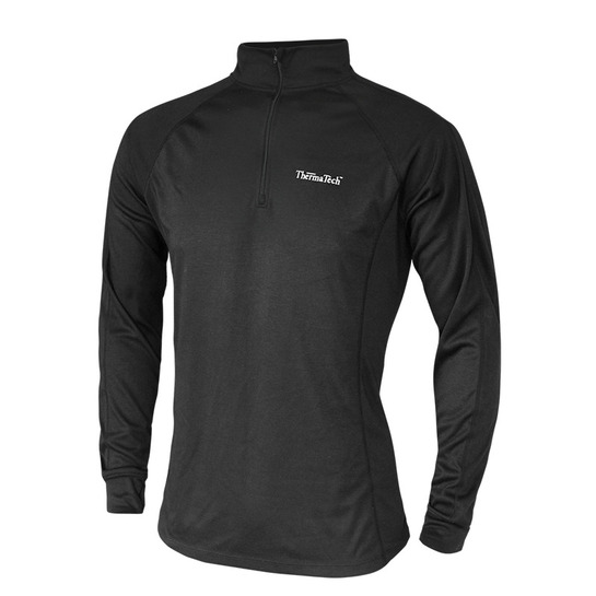 Thermatech Mens Ultra Long Sleeve 1/4 Zip Midlayer Top