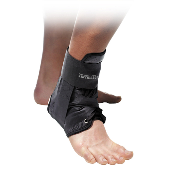 ThermaTech Ankle Brace with Lace Up