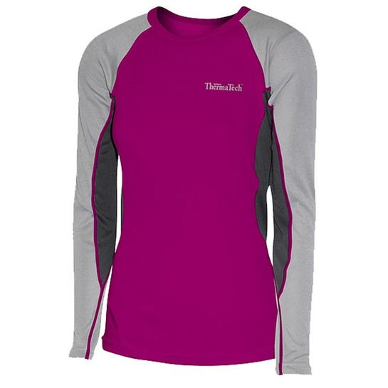 Thermatech Womens Ultra Long Sleeve Baselayer Top