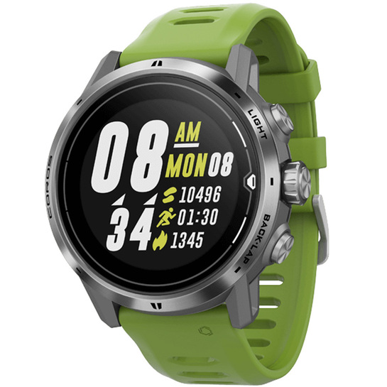 Coros APEX Pro Multisport GPS Watch - Silver